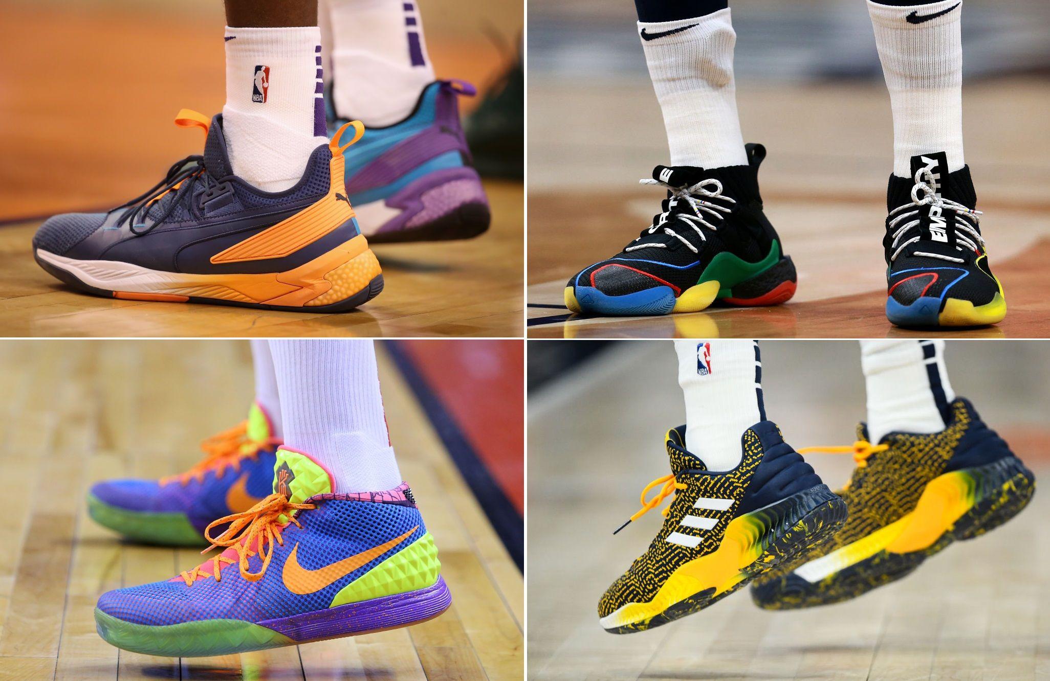 reputable site dd882 71444 Le sneakers più belle e pazze della NBA
