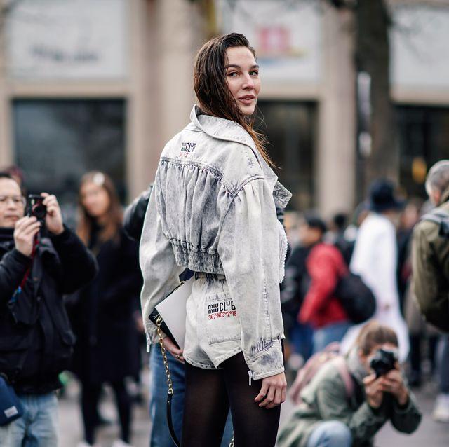 ultima selezione del 2019 immagini dettagliate varietà larghe La giacca di jeans primavera estate 2019 e la indossi H24
