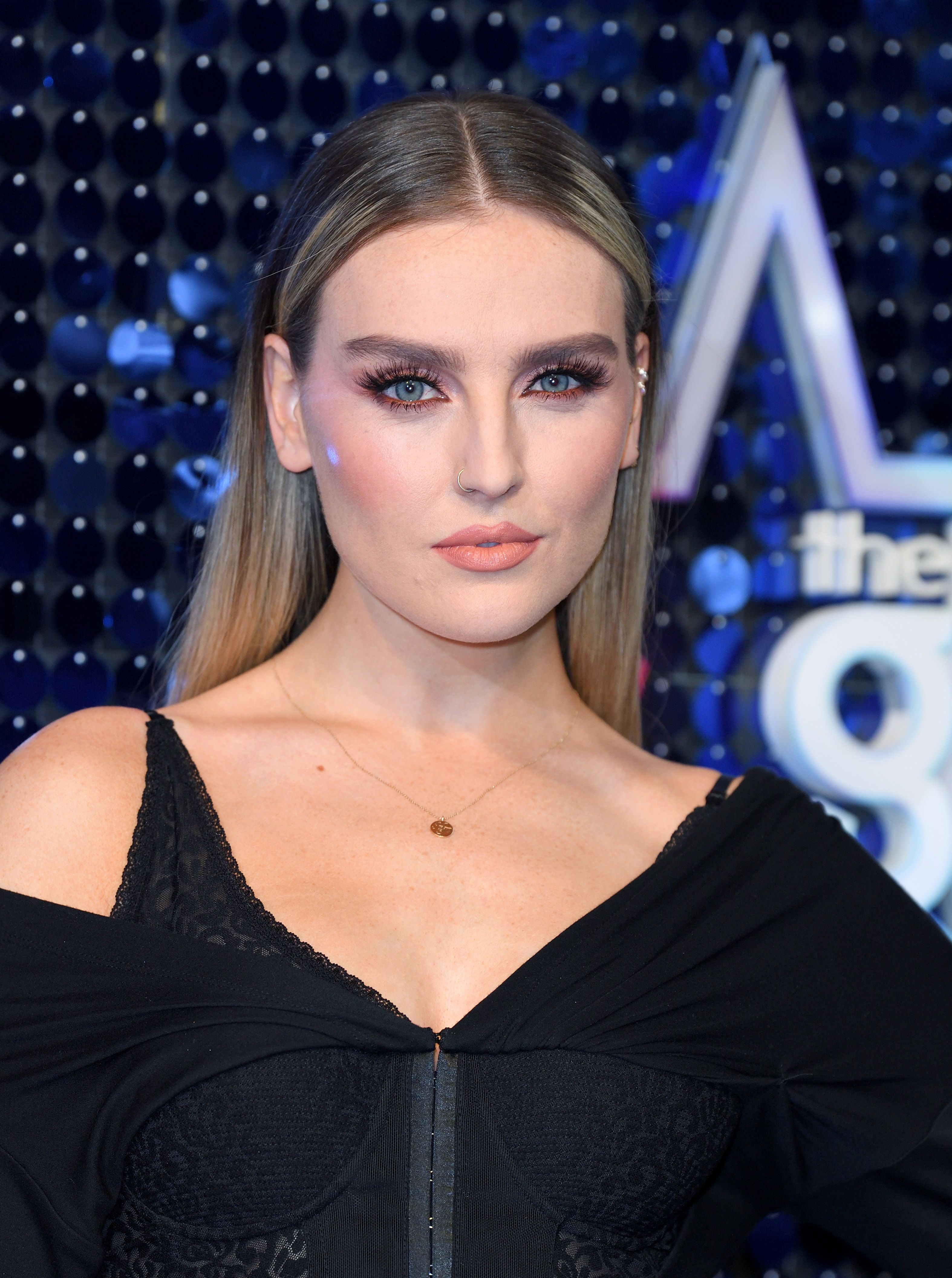 Perrie Edwards just unveiled a stunning feathered fringe and we're into it