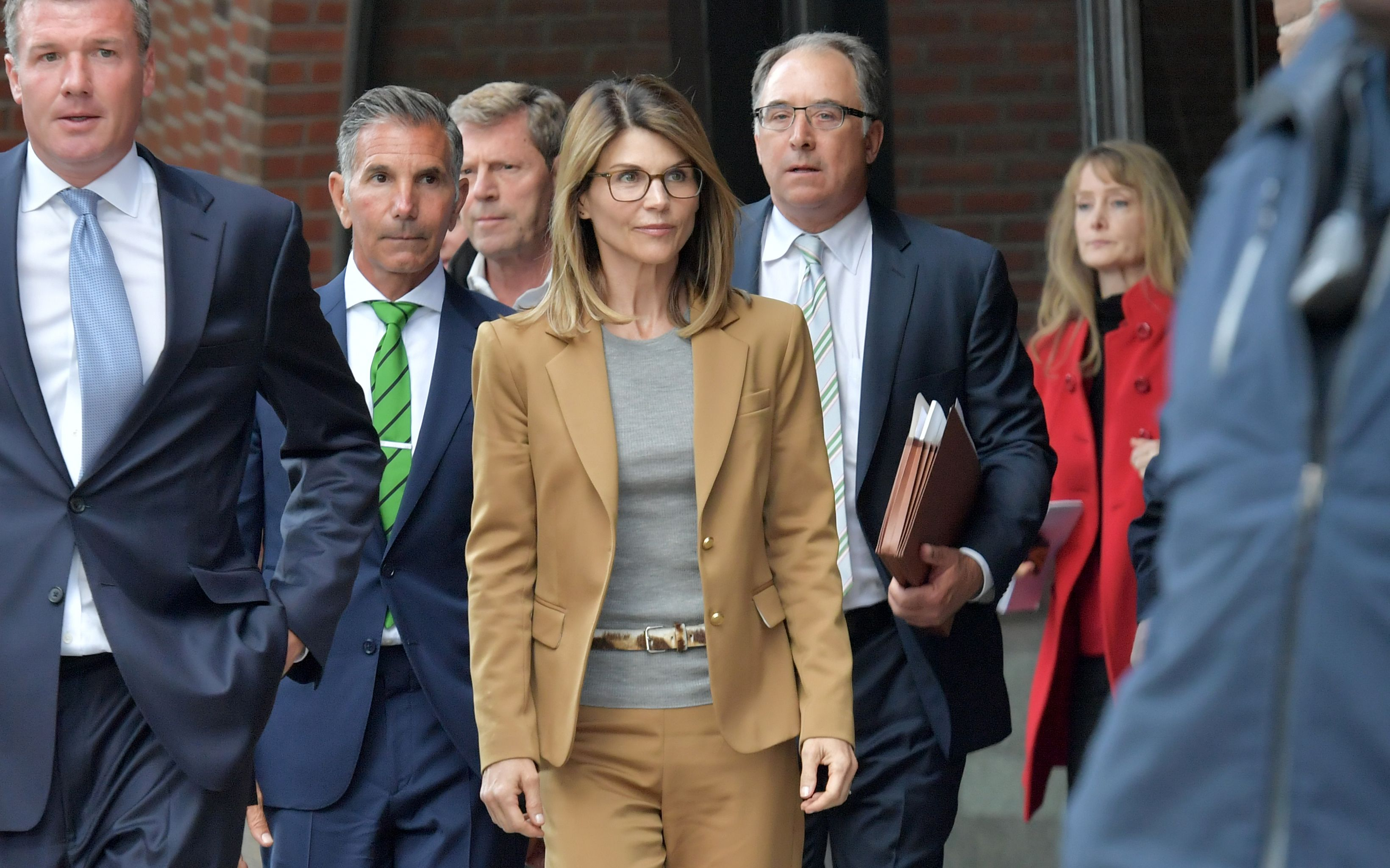 Lori Loughlin, Mossimo Giannulli Outraged at Being Called