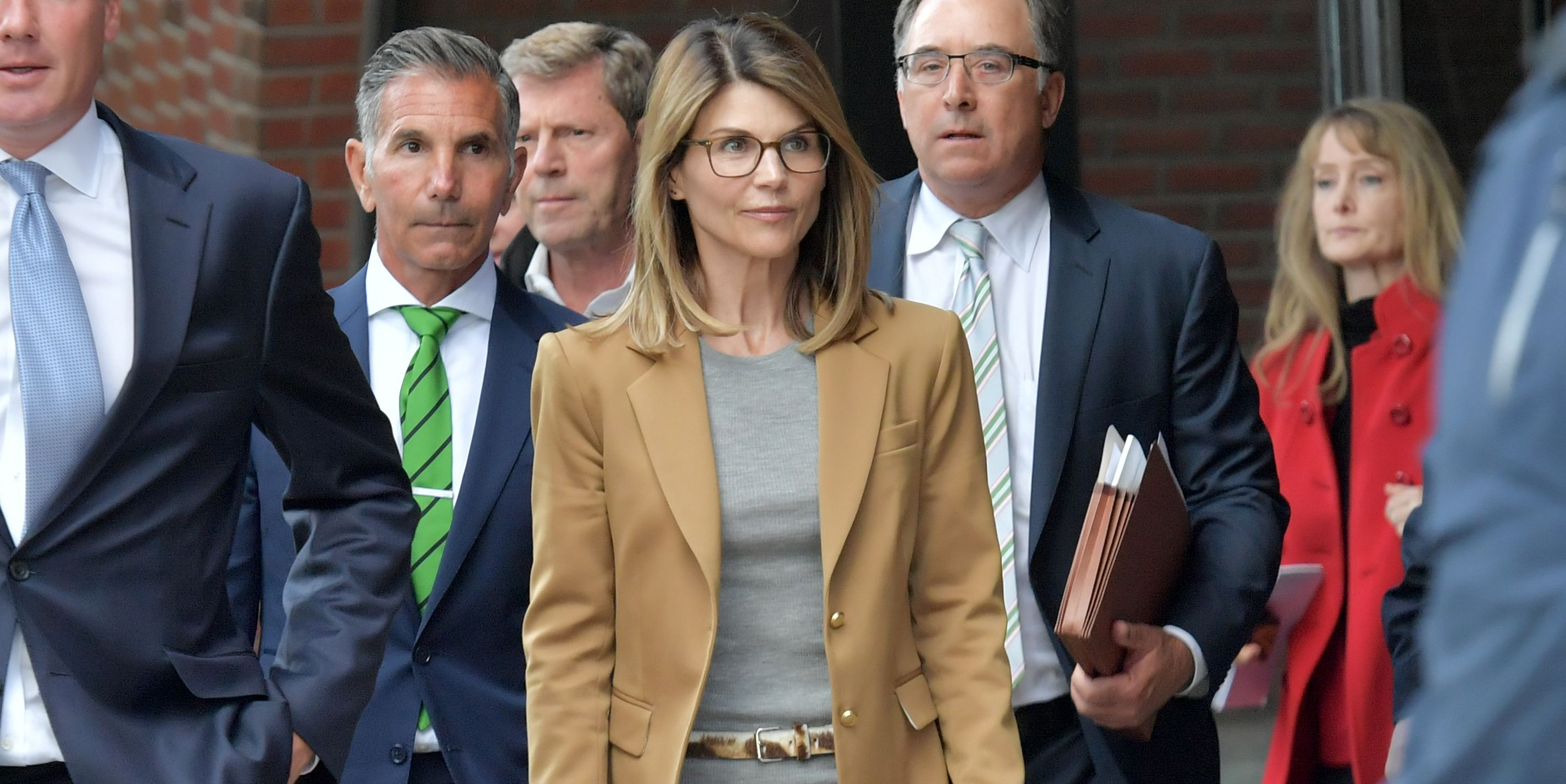 "Lori Loughlin and Her Husband Are Reportedly ""Outraged"" That They're Being Called ""Cheaters"""