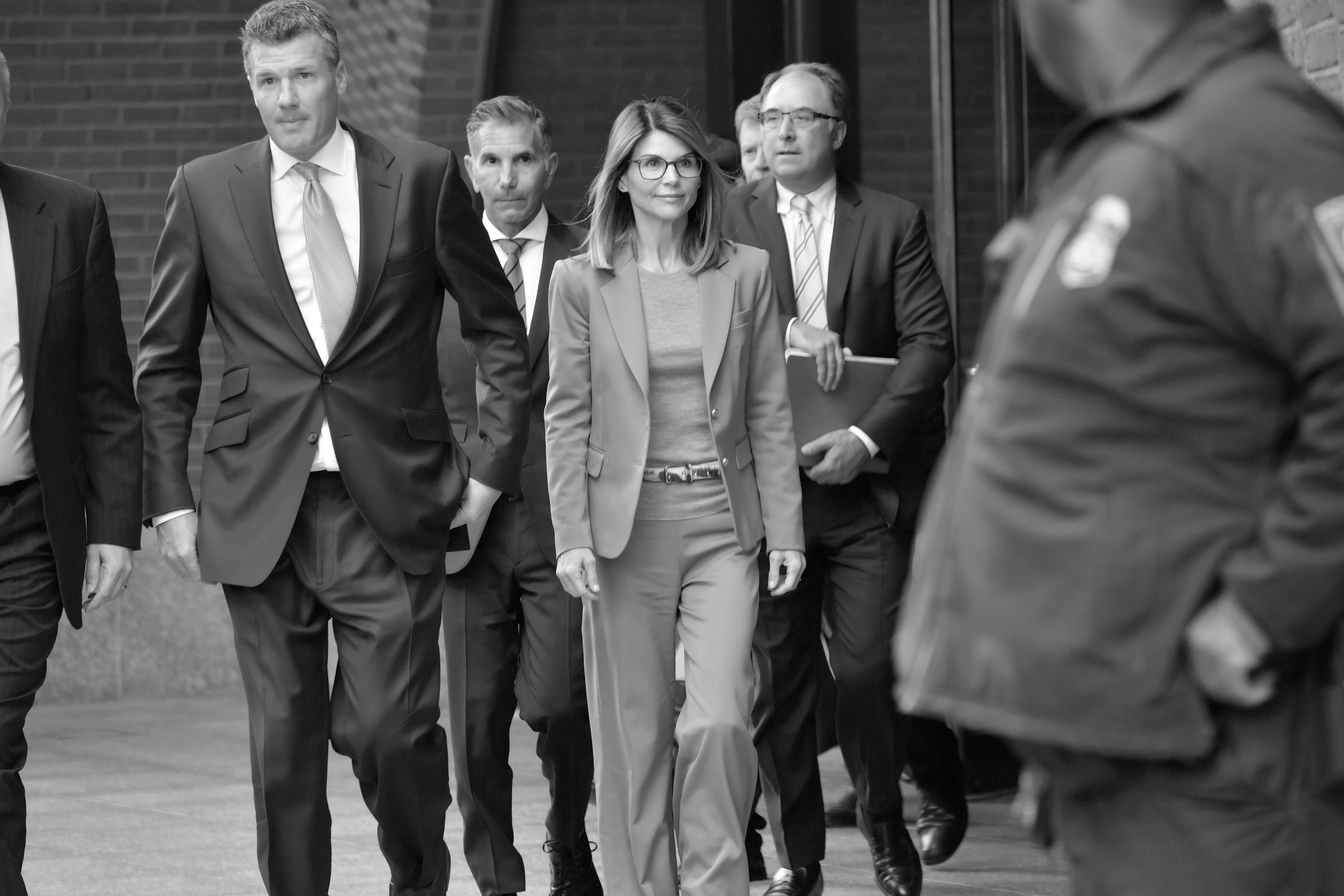 Lori Loughlin Is Concerned About Her Trial After Felicity Huffman Sentencing