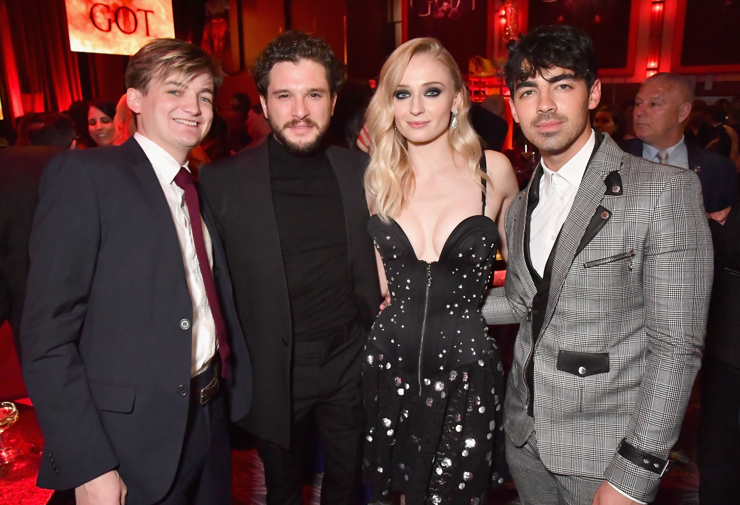 Sophie Turner Addresses Kit Harington Making More Money Than She Does on 'Game of Thrones'