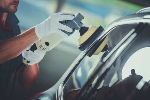 Bring Back Your Vehicle's Shine with a Car Buffer