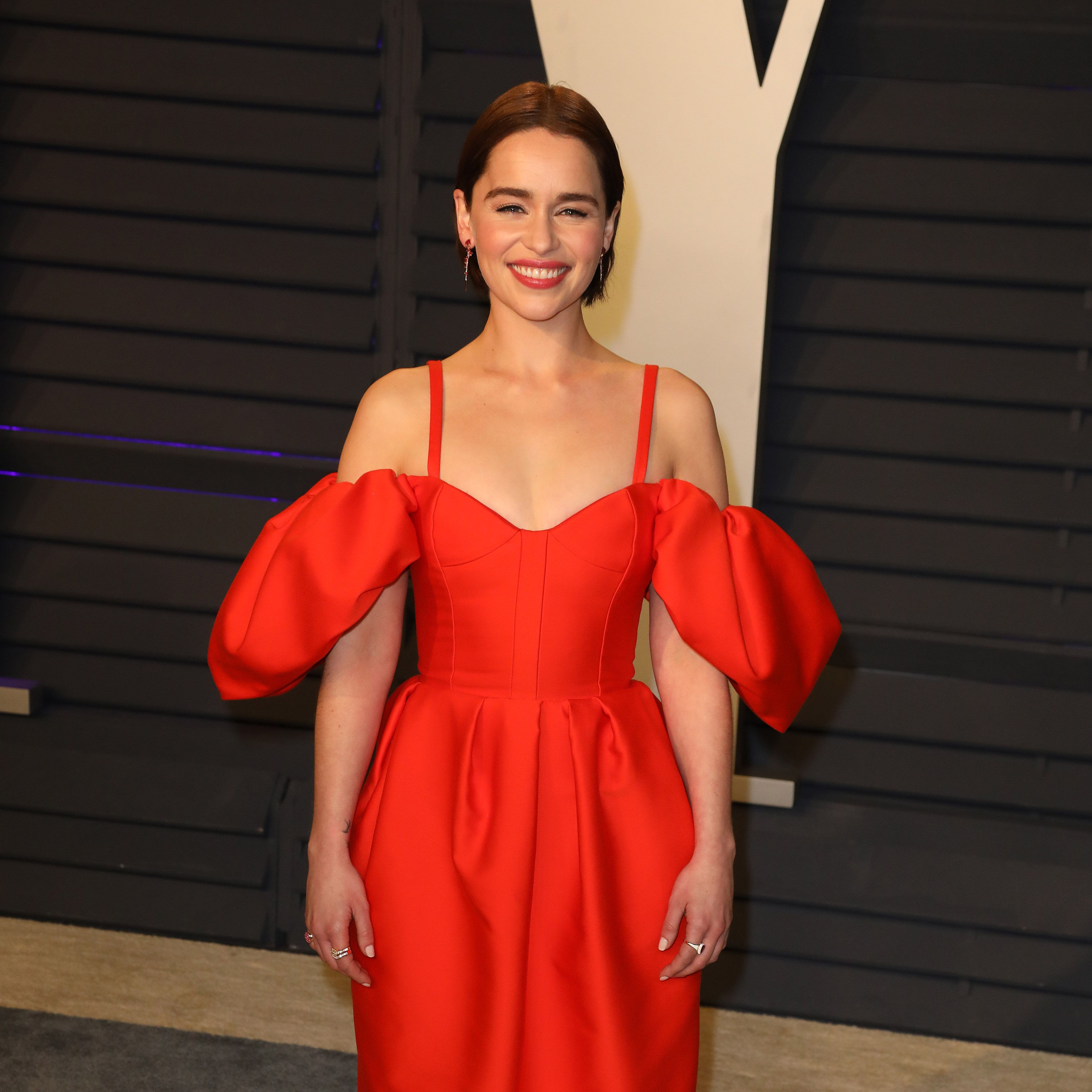 Emilia Clarke reveals she suffered two aneurisms that almost killed her