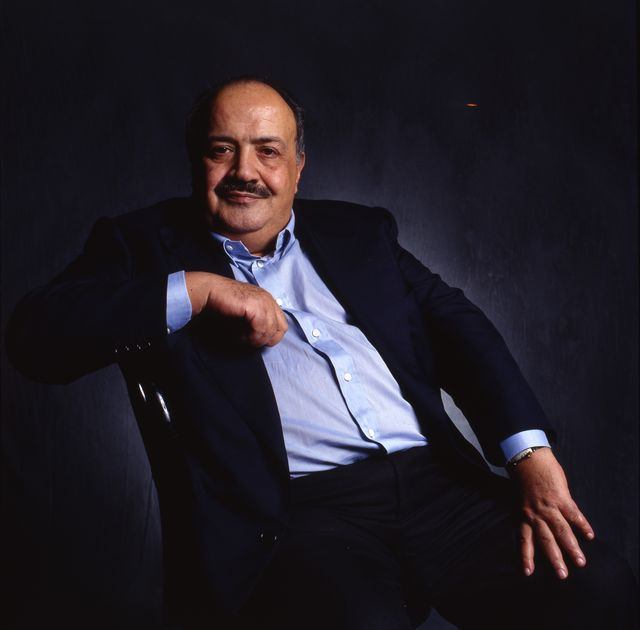 italian tv host maurizio costanzo circa 1990 photo by luciano vitigetty images