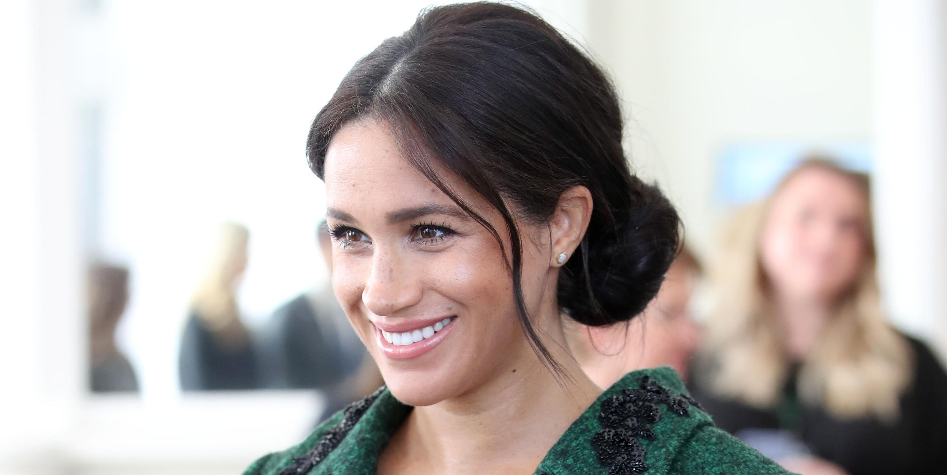 Why we won't see any more pictures of a pregnant Meghan Markle