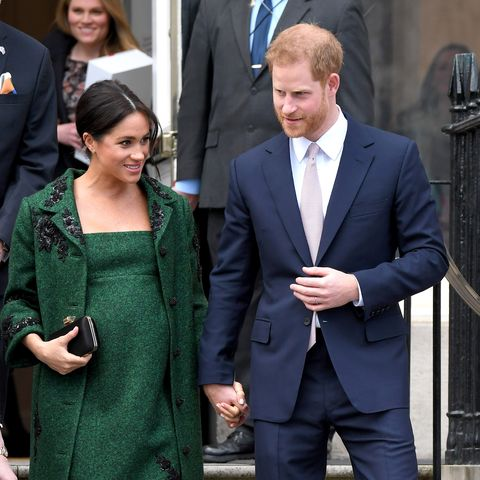 """Royal Staff Are Reportedly """"Grumpy"""" with Meghan Markle and Prince Harry's Lavish Buckingham Palace Offices"""