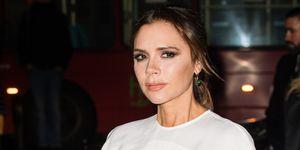 Victoria Beckham avocado's mooie huid