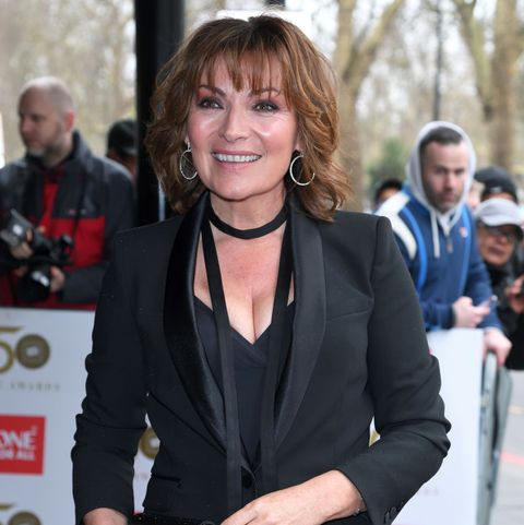 'TRIC Awards' 2019 - Red Carpet Arrivals - Lorraine Kelly
