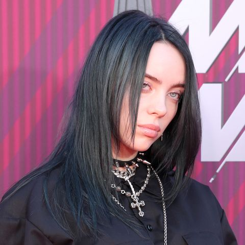 Billie Eilish Just Got The Coolest Hair Colour We Ve Ever Seen