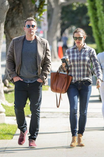 los angeles, ca   april 09 ben affleck and jennifer garner are seen on april 09, 2019 in los angeles, california  photo by bg004bauer griffingc images