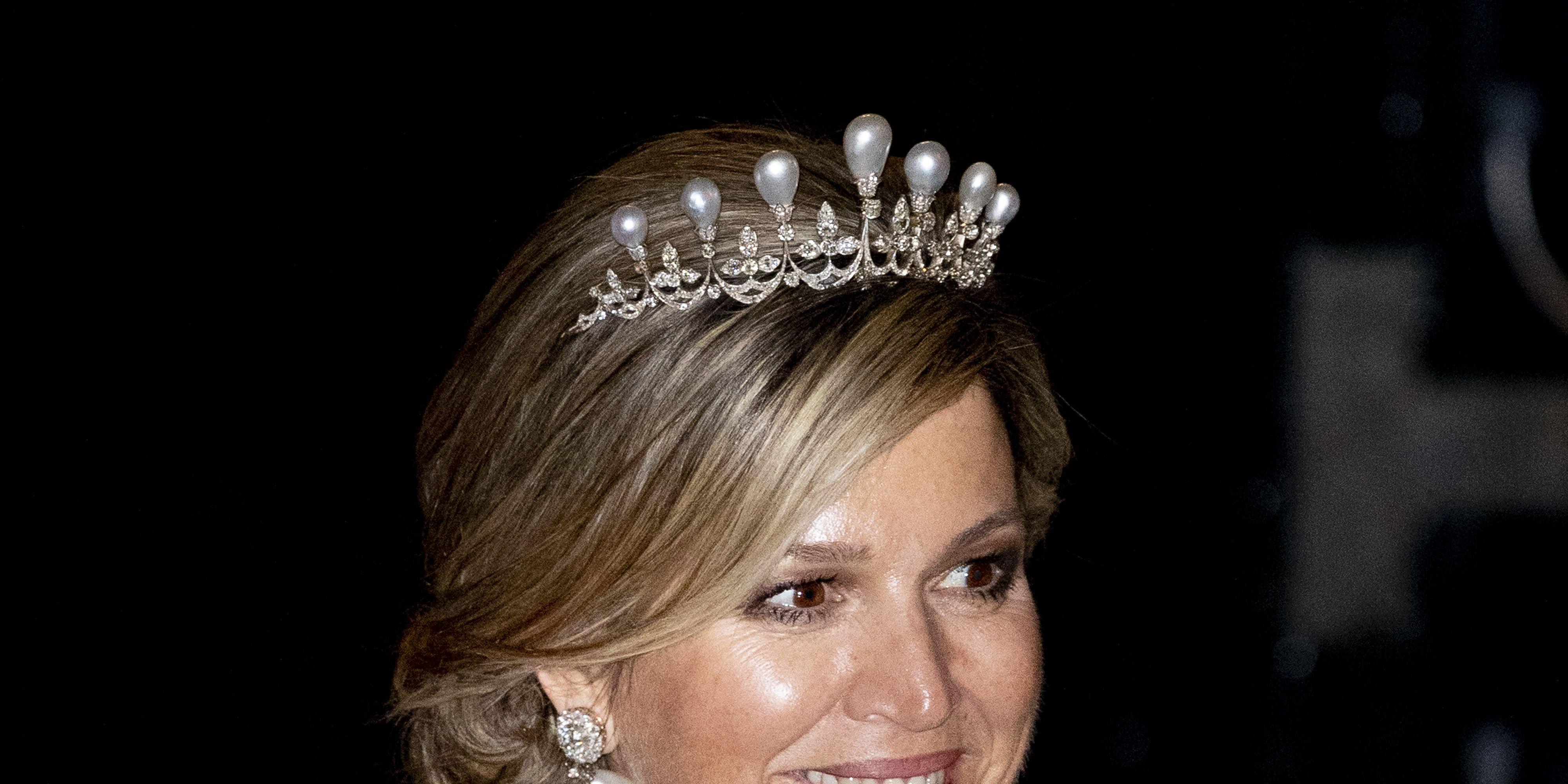 Koningin-maxima-jurk-stella-mccartney-Corps Diplomatique