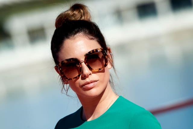 blanca suarez gafas de sol