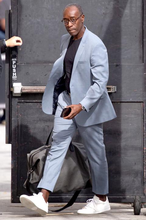Street fashion, Clothing, Suit, Fashion, Human, Shoe, Footwear, Outerwear, Coat, Formal wear,