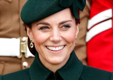 Facial expression, Smile, Uniform, Headgear, Military uniform, Gesture, Official, Happy, Laugh,
