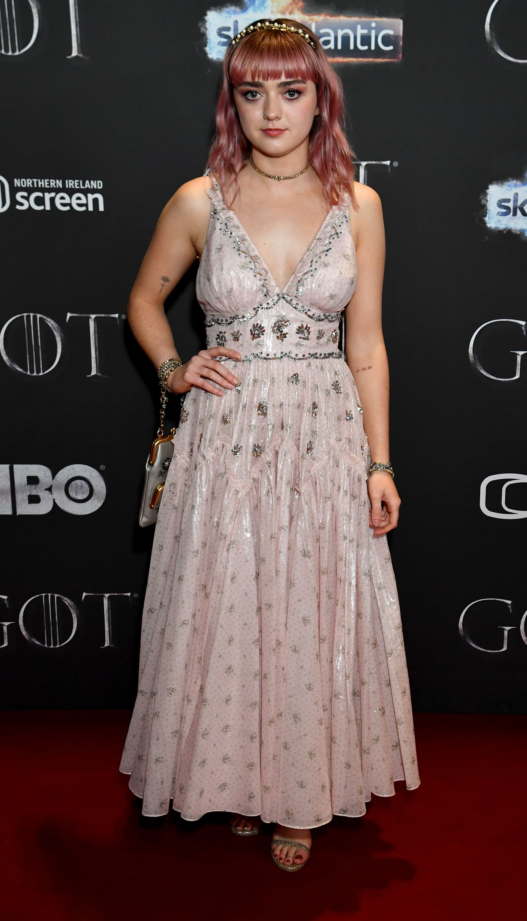 Game Of Thrones Is Over, But Our Love For The Leading Ladies' Red Carpet Style Lives On