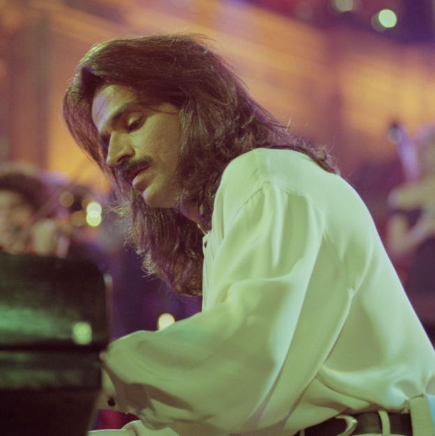 1995: Yanni The famous Greek musician's mustache truly made the man.