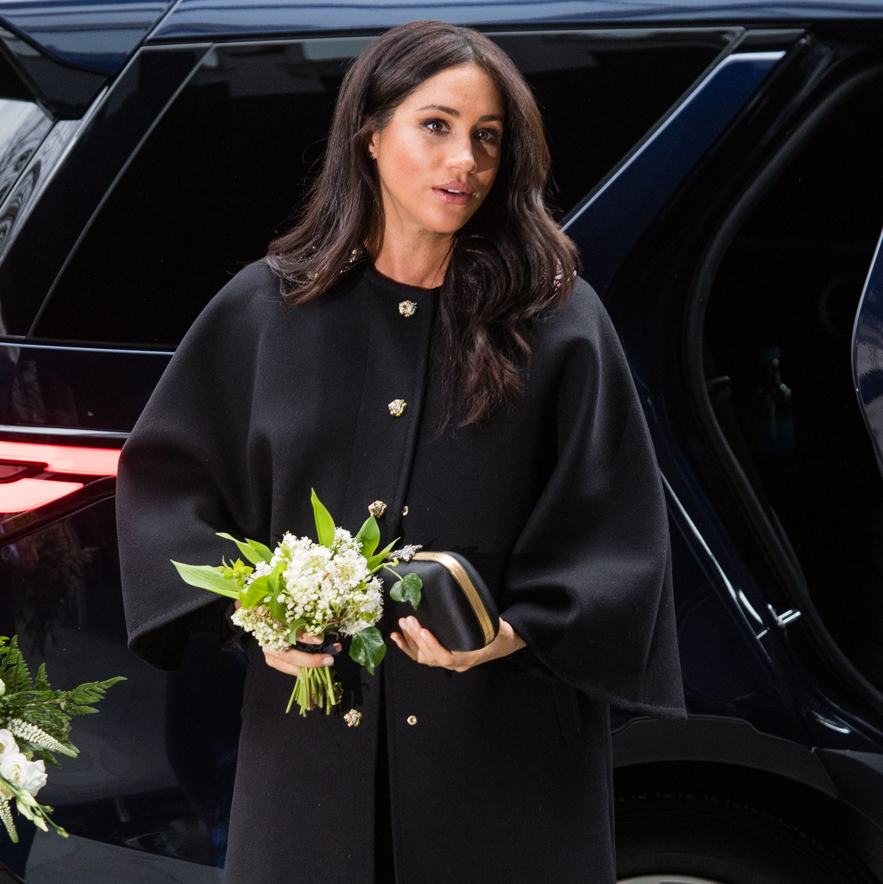 Meghan Markle and Prince Harry make unannounced visit to New Zealand house following the Christchurch terror attack