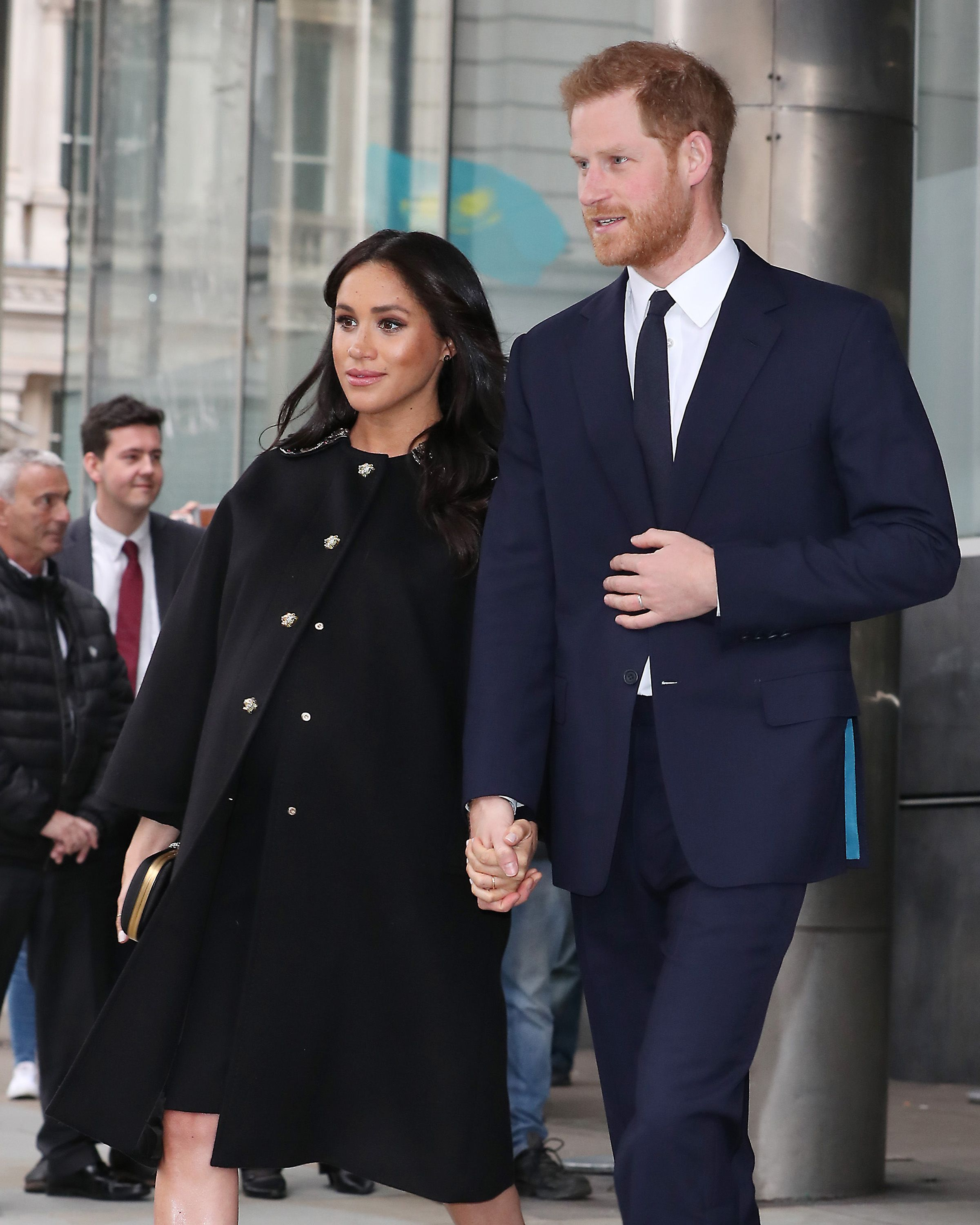 Will Meghan Markle and Prince Harry Name Their Baby Diana?