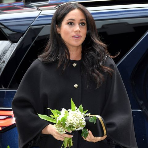 Meghan Markle just came out of maternity leave to make a surprise visit to New Zealand House