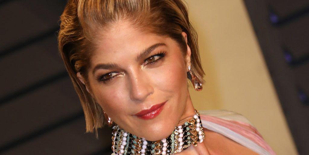 What Selma Blair can teach us after being in isolation for the past two years