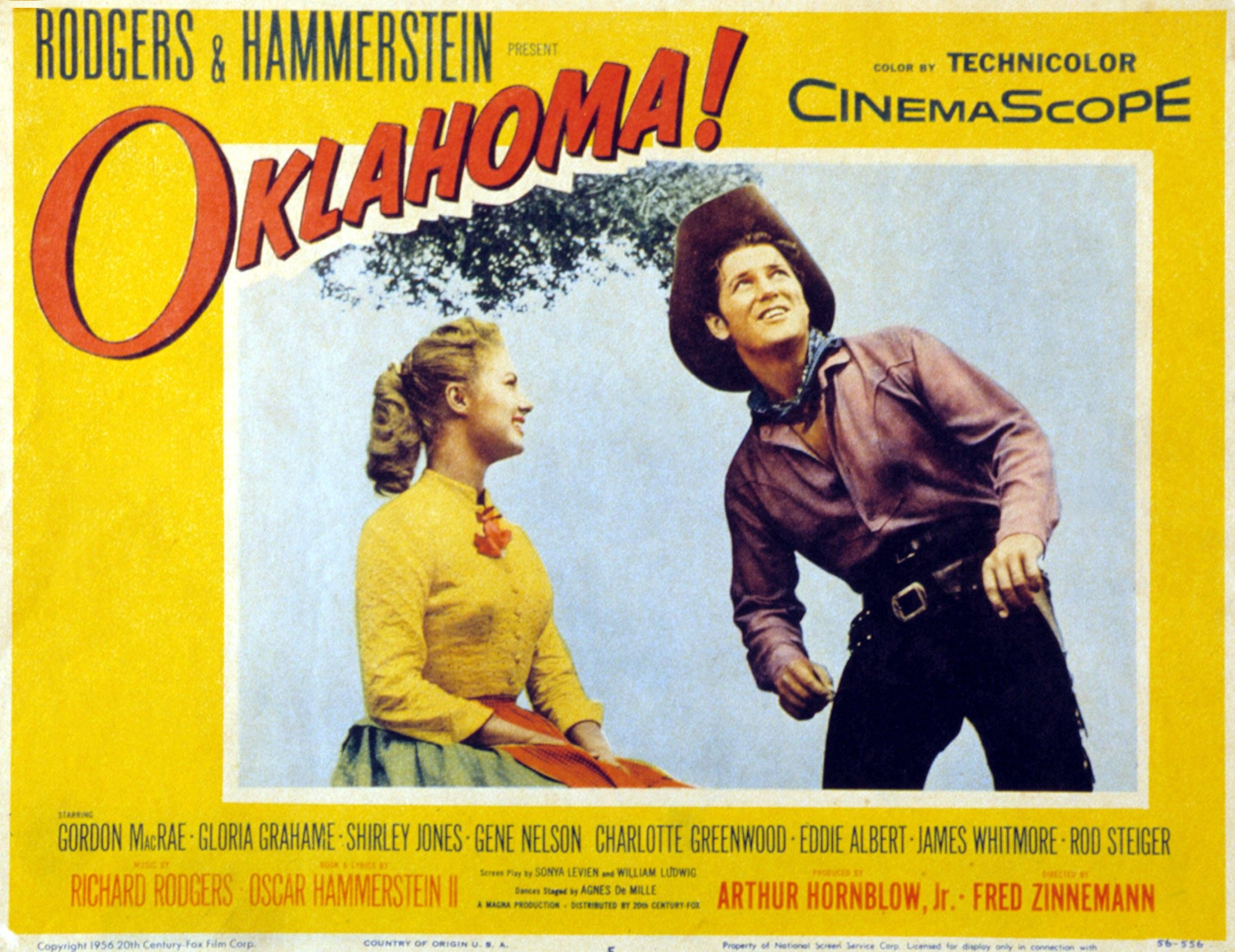 A TV Adaptation of the Oklahoma! Musical Is in the Works