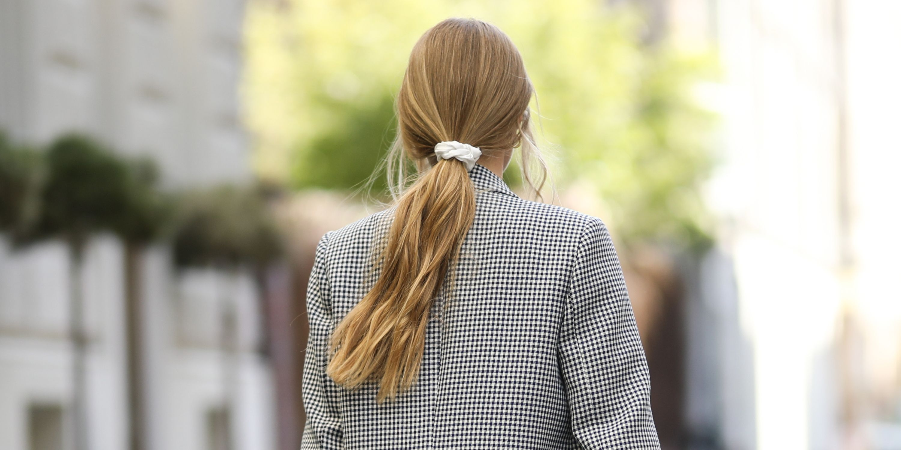 Scrunchies Are Back—and These Ones Won't Damage Your Hair