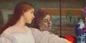 Storie d'amore nella storia dell'arte: Gustave Courbet e Joanna Hiffernan