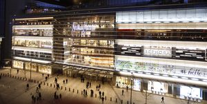 The Shops at Hudson Yards in New York City