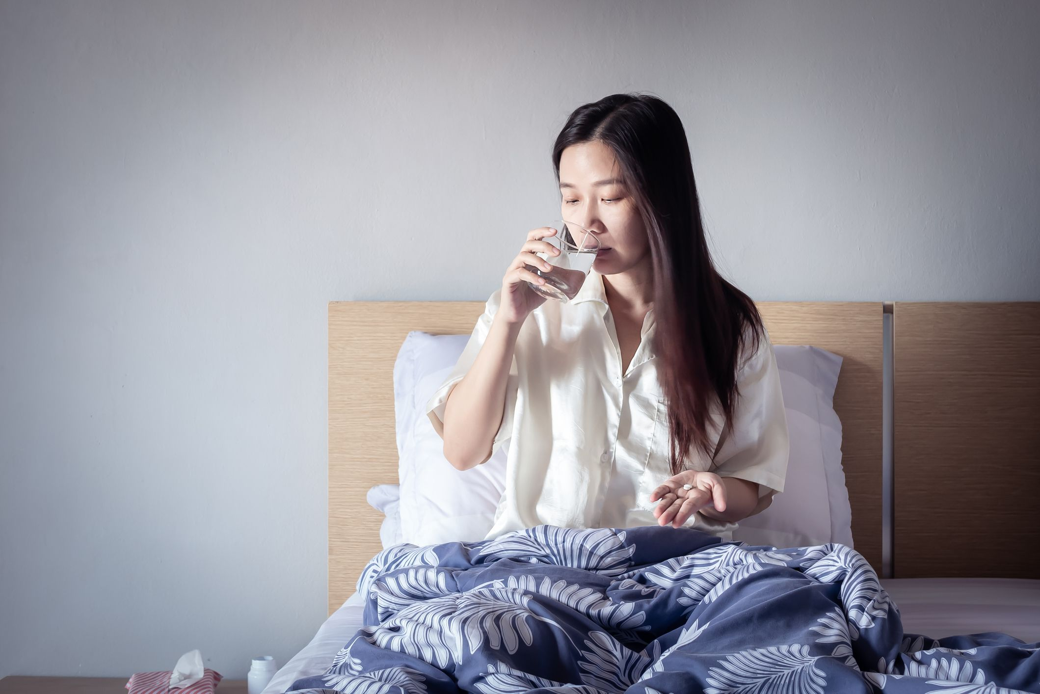 Taking Probiotics At Night Could Make Them Way More Effective