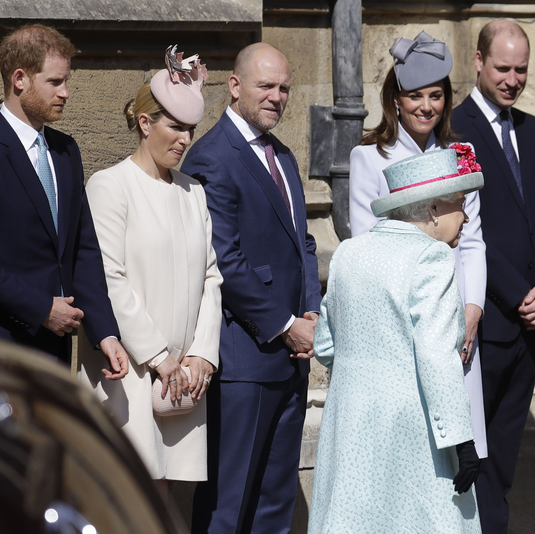 Mike Tindall reveals what goes on in the royal family's WhatsApp group