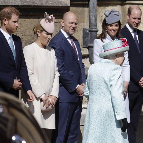 mike tindall royal family whatsapp group