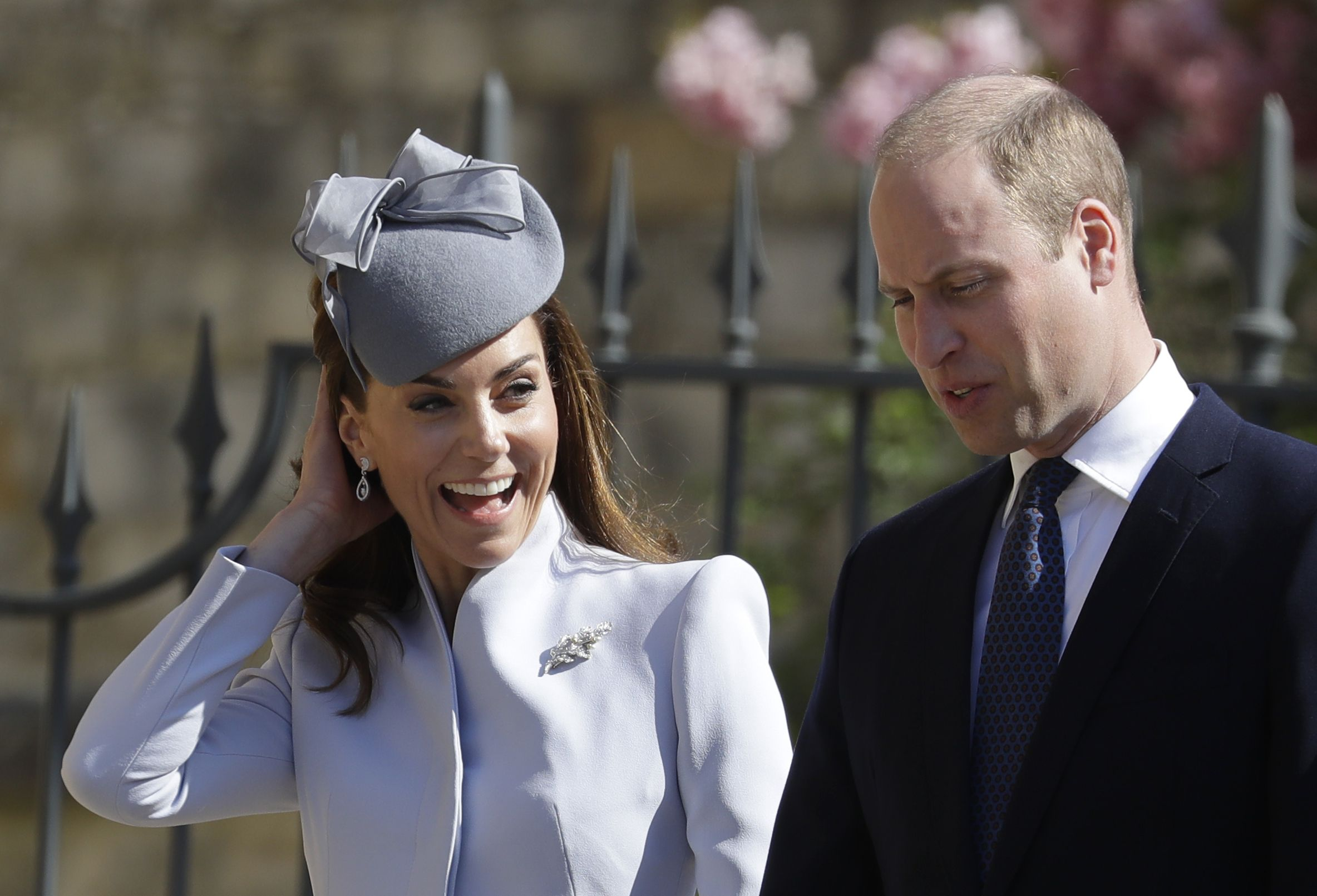 Kate Middleton's Easter Outfit Looks Just Like Her Easter Look from 2014