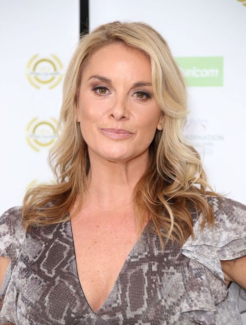 london, england   march 27 tamzin outhwaite attends the national film awards at porchester hall on march 27, 2019 in london, england photo by mike marslandmike marslandwireimage
