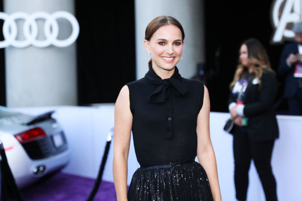 Natalie Portman Attended the <em>Avengers: Endgame</em> Premiere. Does This Mean Jane Foster Is Back?
