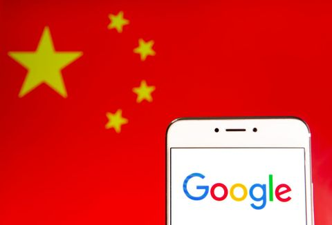 google china flag