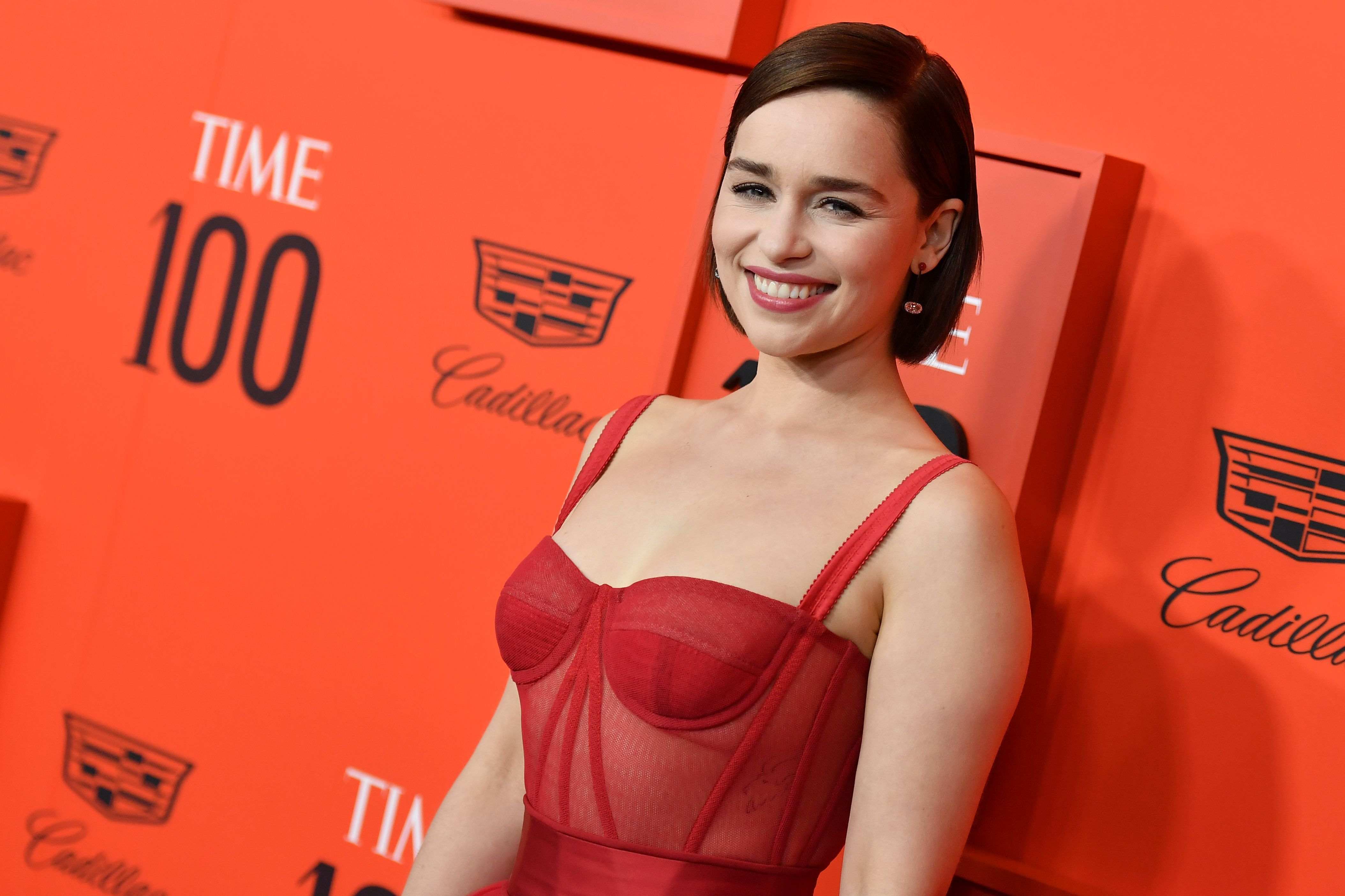 Emilia Clarke Turned Down 'Fifty Shades Of Grey' For The Most Feminist Reason
