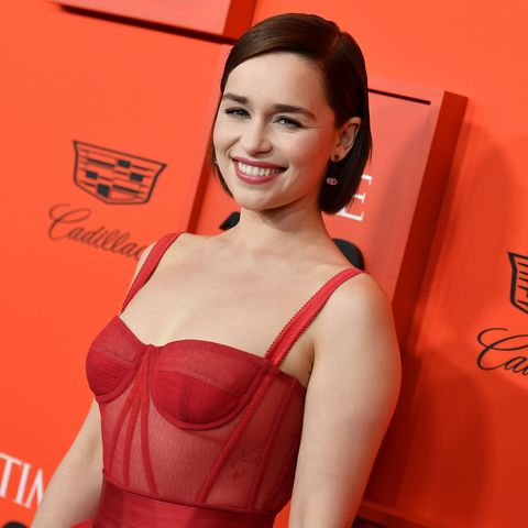 Emilia Clark 50 Shades Of Grey