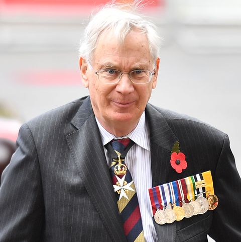 britains prince richard, duke of gloucester, arrives to attend a service of commemoration and thanksgiving to mark anzac day in westminster abbey in london on april 25, 2019   anzac day marks the anniversary of the first major military action fought by australian and new zealand forces during the first world war the australian and new zealand army corps anzac landed at gallipoli in turkey during world war i photo by daniel leal olivas  afp        photo credit should read daniel leal olivasafp via getty images