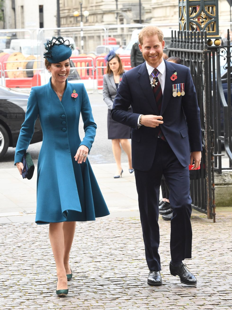 The Duchess of Cambridge is taking over two of Prince Harry's old roles