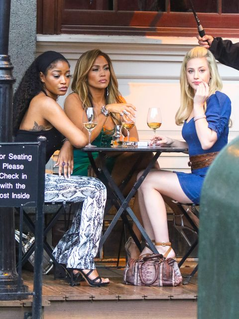 Hustlers' Movie Starring Jennifer Lopez and Cardi B  News