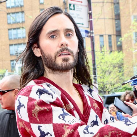 41ff38bbed1 How To Get Jared Leto's Long Jesus Locks