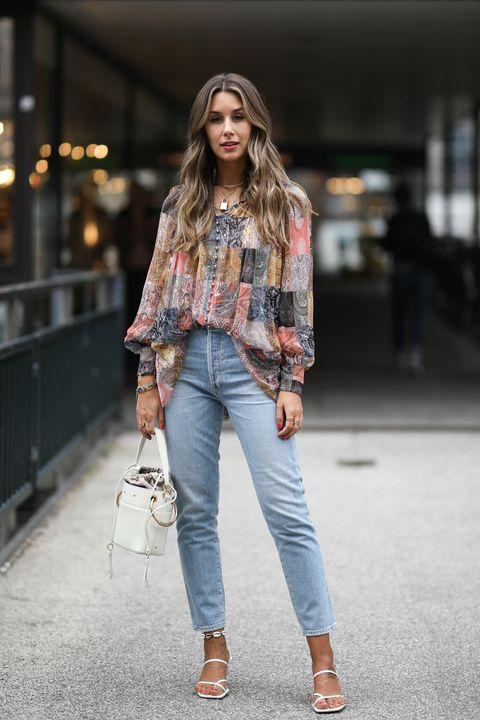 Street Style - Hamburg - April 05, 2019