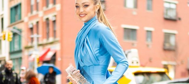 new york, new york   april 05 gigi hadid is seen in noho on april 05, 2019 in new york city photo by gothamgc images