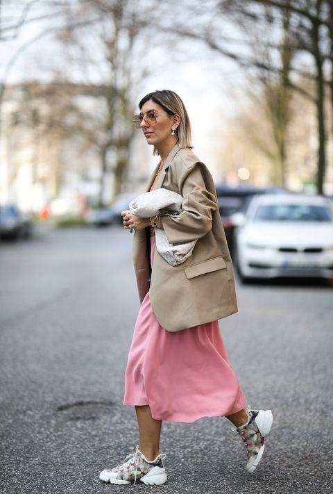 Street Style - Hamburg - April 06, 2019
