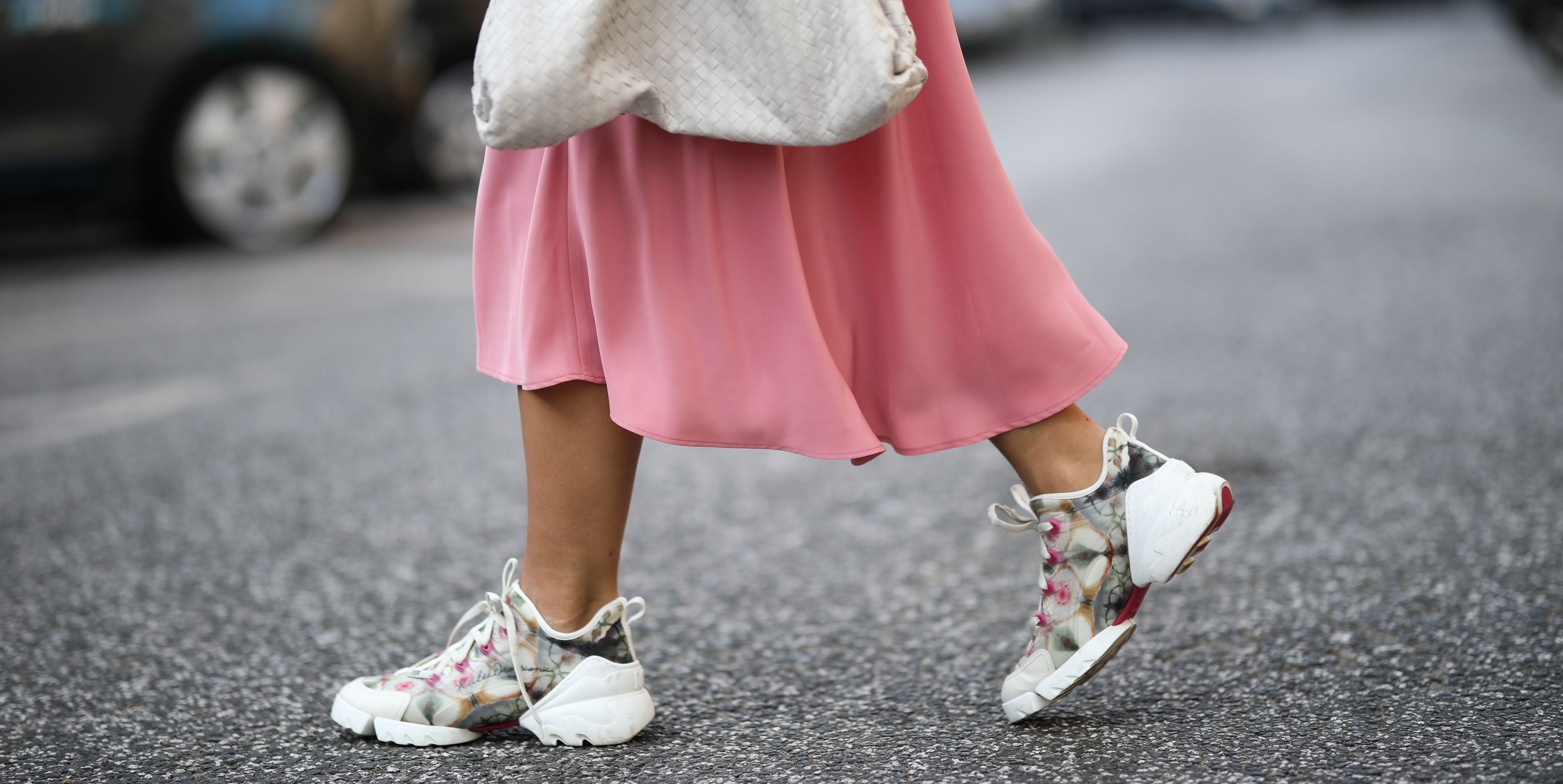 The 16 Hottest Sneakers to Buy Right Now, According to Your Favorite Influencers