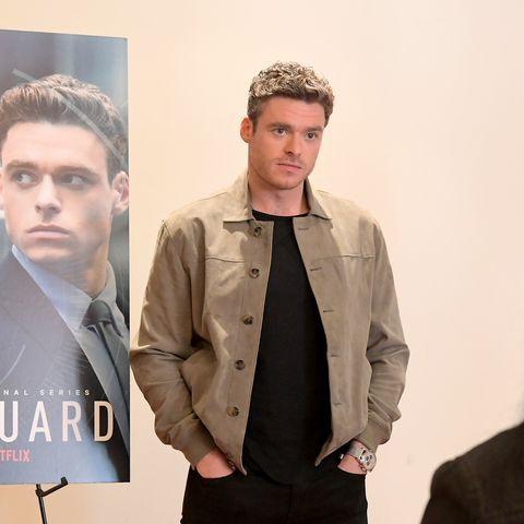 Richard Madden Bodyguard