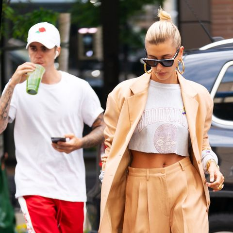 Celebrity Sightings In New York City - May 04, 2019