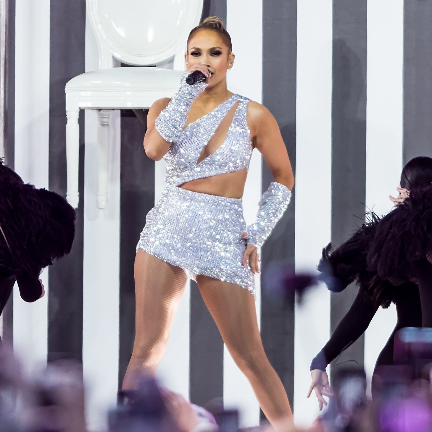 Watch Jennifer Lopez's Incredible Today Show Performance